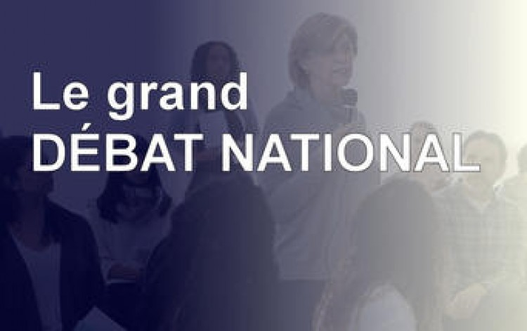 Le grand débat national - Synthèse -