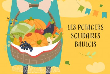Potagers solidaires Baulois