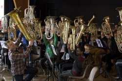 Professeurs de l'école de musique