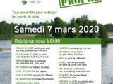 "Opération ""J'aime la Loire propre"" samedi 7 mars"