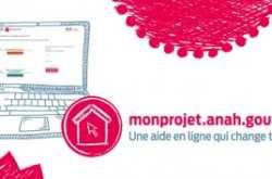 Un service en ligne de demande d'aide financière pour améliorer mon habitat