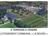 Lotissement Le Bourg - TERRAIN À VENDRE